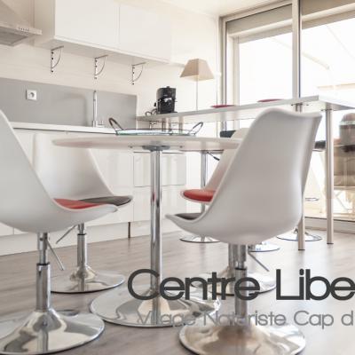 Appartement Prestige Centre Libertin Cap d Agde  (17)