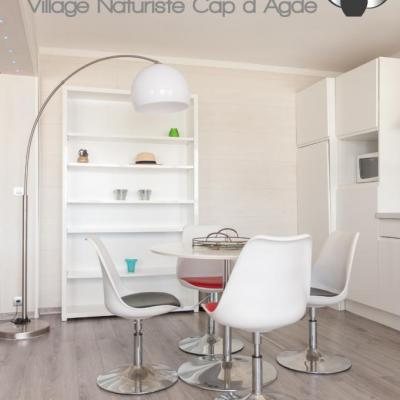 Appartement Prestige Centre Libertin Cap d Agde  (25)