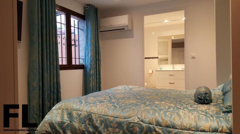 Chambre Luxe R5 Village Naturiste
