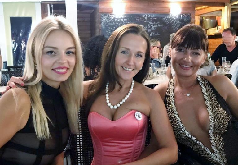 Olga Tanya Luda R5 Federation Libertine