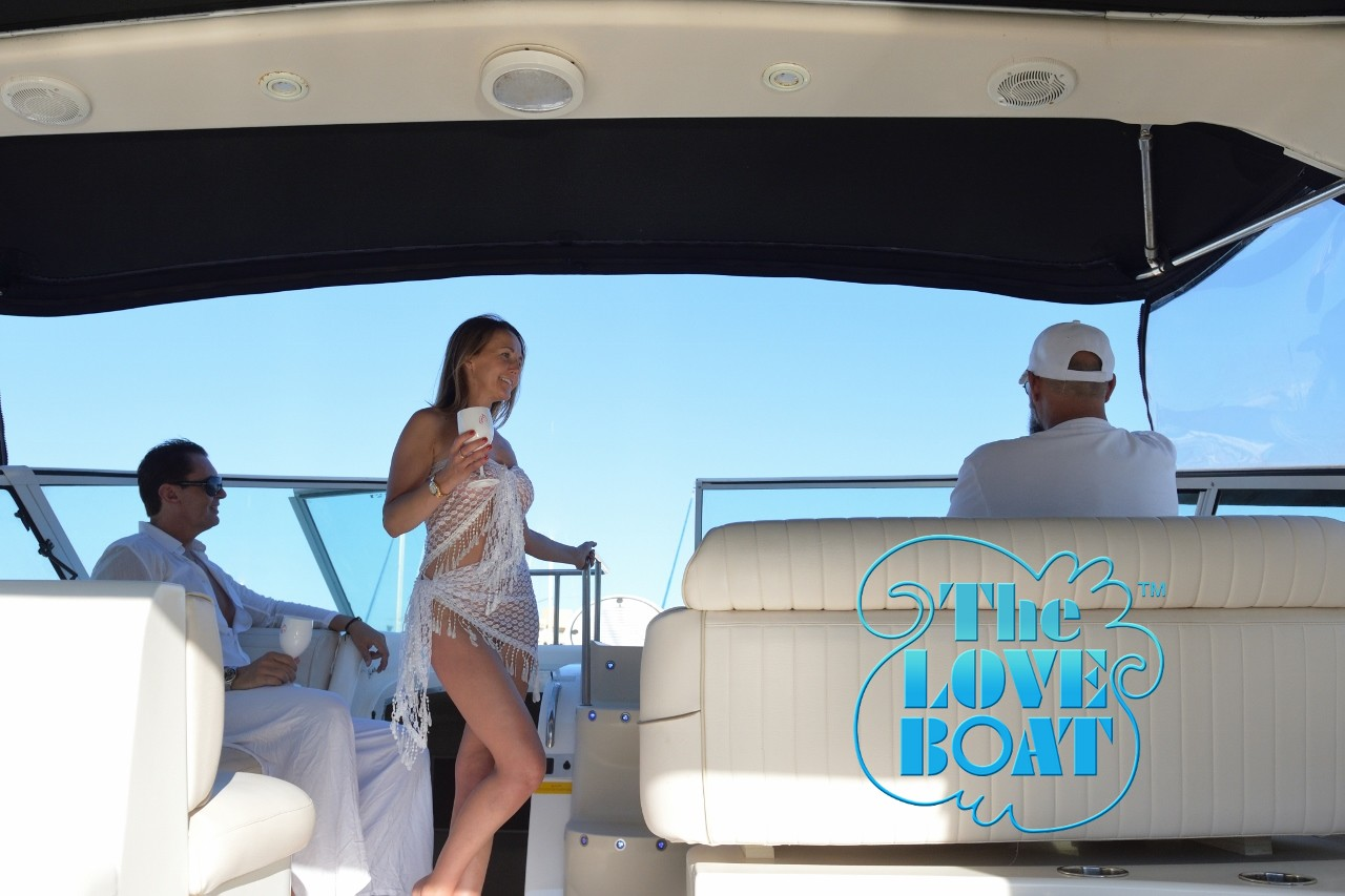 THELOVEBOAT CAP d AGDE