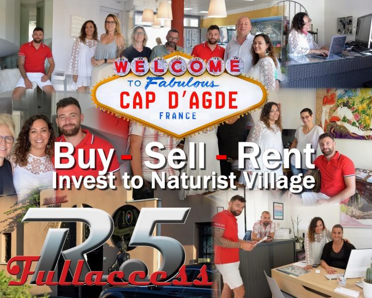 Buy - Sell - Rent - Invest to Naturist Village