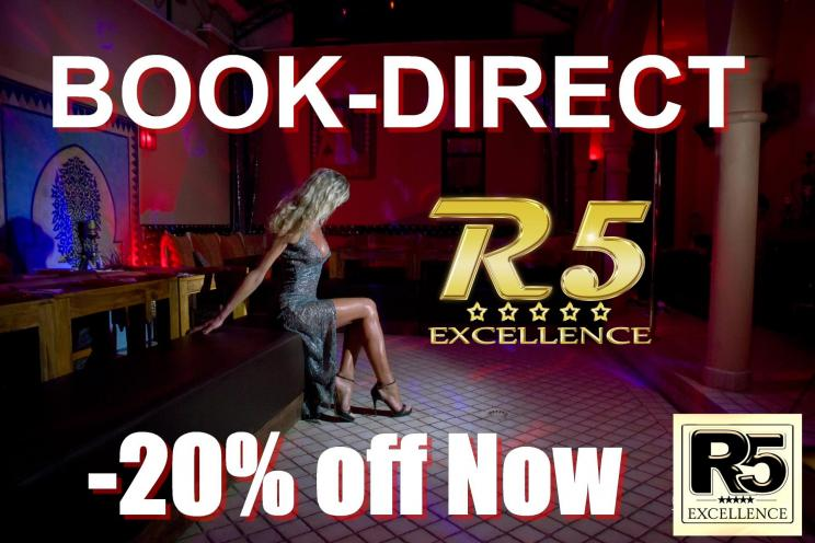 R5 Village BOOK-DIRECT - 20% Discount