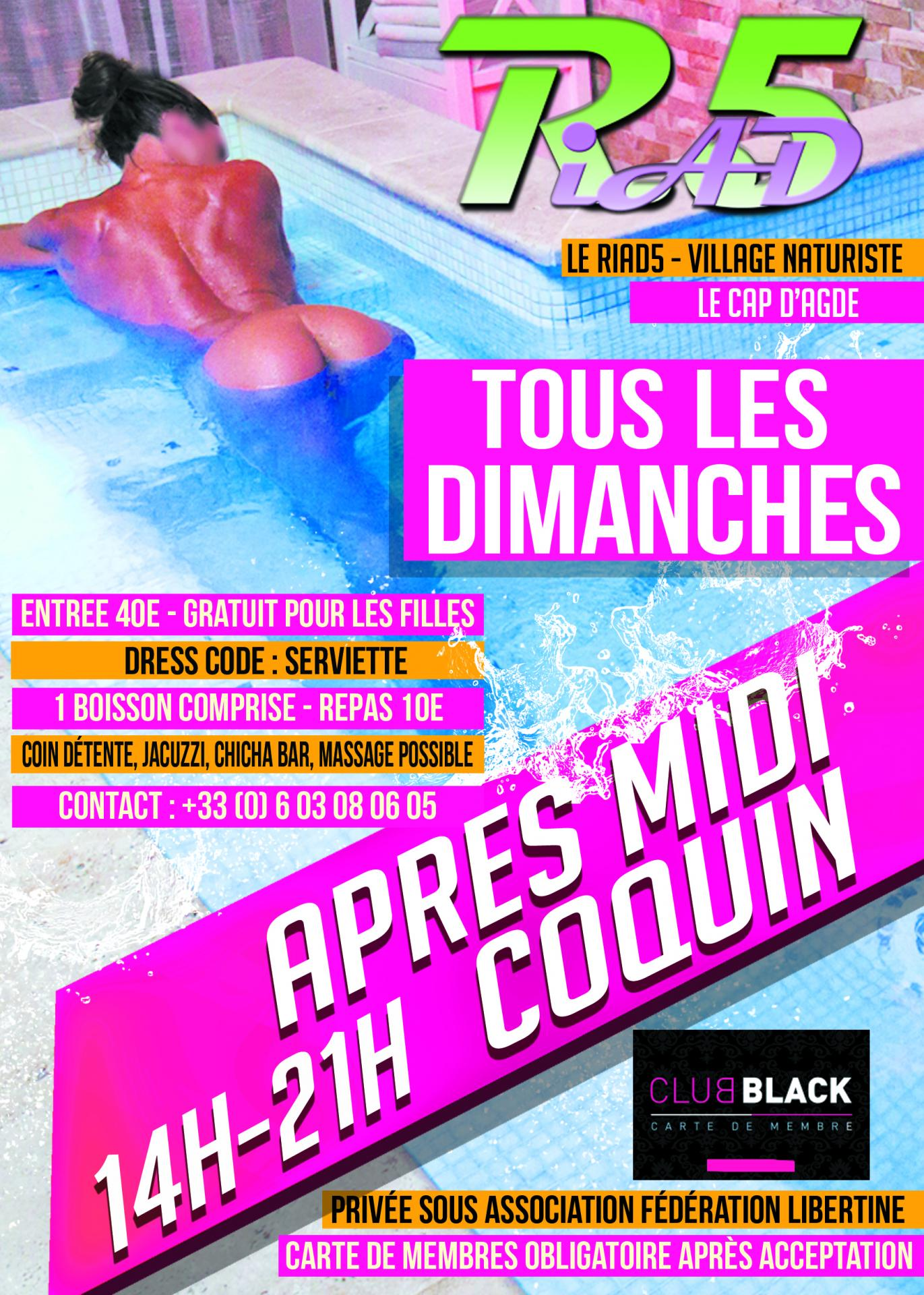 Newsletter R5 Village Cap d Agde