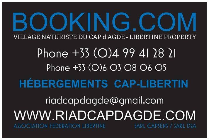 Booking.com - Village Naturiste du Cap d Agde - Libertine Property