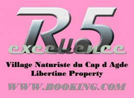 Réservation R5 Libertine Property by Booking