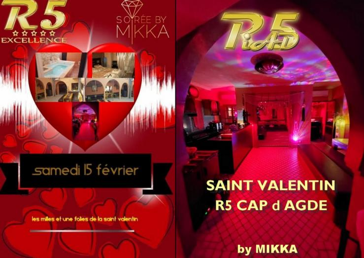 Contact R5 Saint Valentin by Mikka