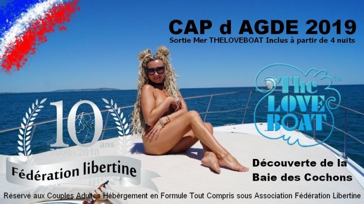 Contact Sortie mer naturiste TheLoveBoat