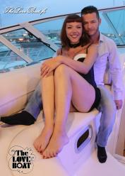 The love boat couple