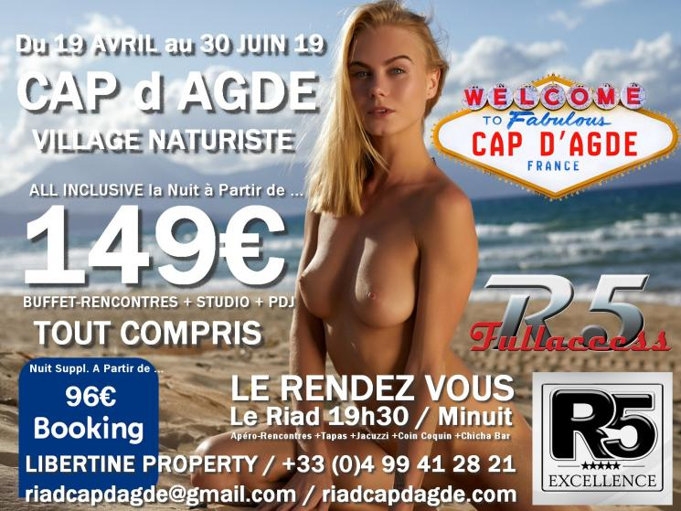 Welcome Cap d Agde by Booking.com