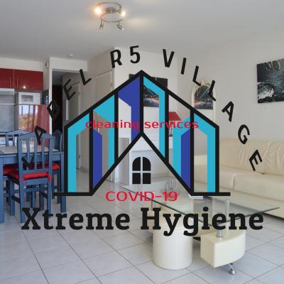 Protocole xtreme hygiene label r5 village