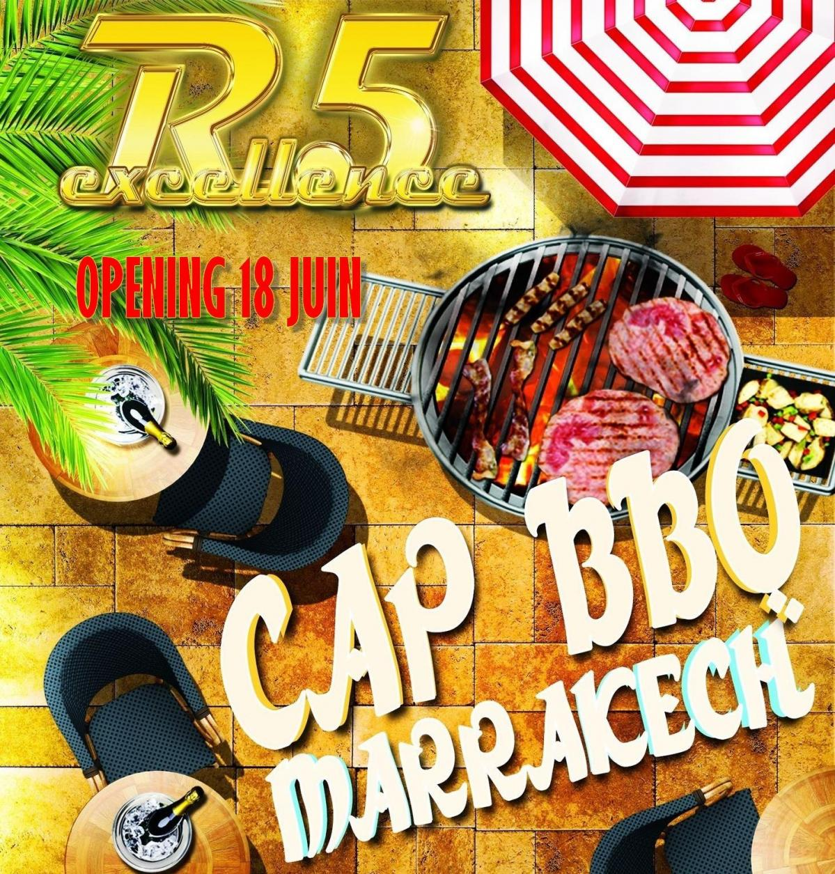 RESERVATION BBQ PARTY